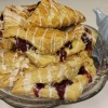 Tempting Raspberry Turnovers