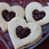 Chocolate Raspberry Shortbread