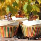 Maple Nut Cupcakes