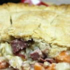 Corned Beef Pot Pie