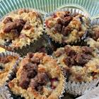 Gluten-Free Berry Pecan Muffins