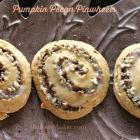 Pumpkin Pecan Pinwheels