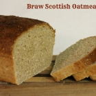 Braw Scottish Oatmeal Bread