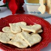 Sourdough Soda Crackers