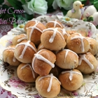 Hot Cross Mini Buns