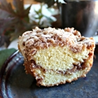 Maple Whiskey Coffee Cake
