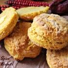 Ginger Spice Pumpkin Biscuits