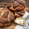 Maple Raisin Challah