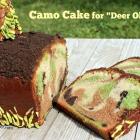 Camo Cake for