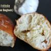 Garlic Frittelle (Italian Dinner Doughnuts)