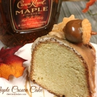 Maple Crown Cake