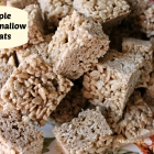 Maple Marshmallow Treats