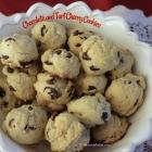 Chocolate and Tart Cherry Cookies