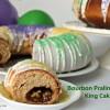 Bourbon Praline King Cake