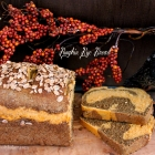 Pumpkin Rye Bread