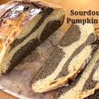 Sourdough Pumpkin Rye Bread