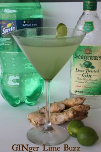 GINger Lime Buzz