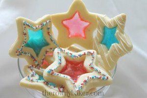 Star Spangled Cookies horiz