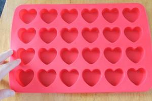 heart pan