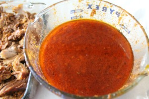 Return meat to sauce. Keep warm until ready to serve