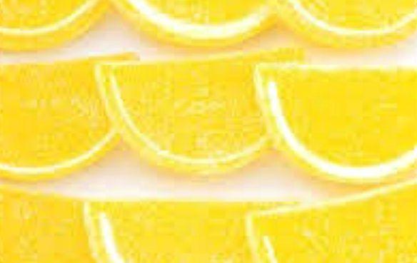 lemon slices for blog