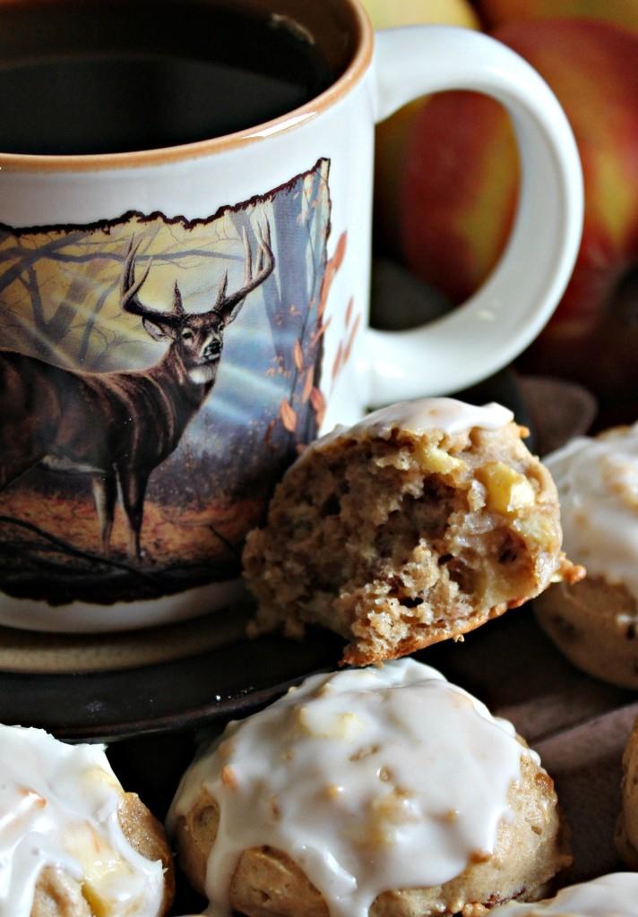 Butter Rum Apple Cookies - enjoy!